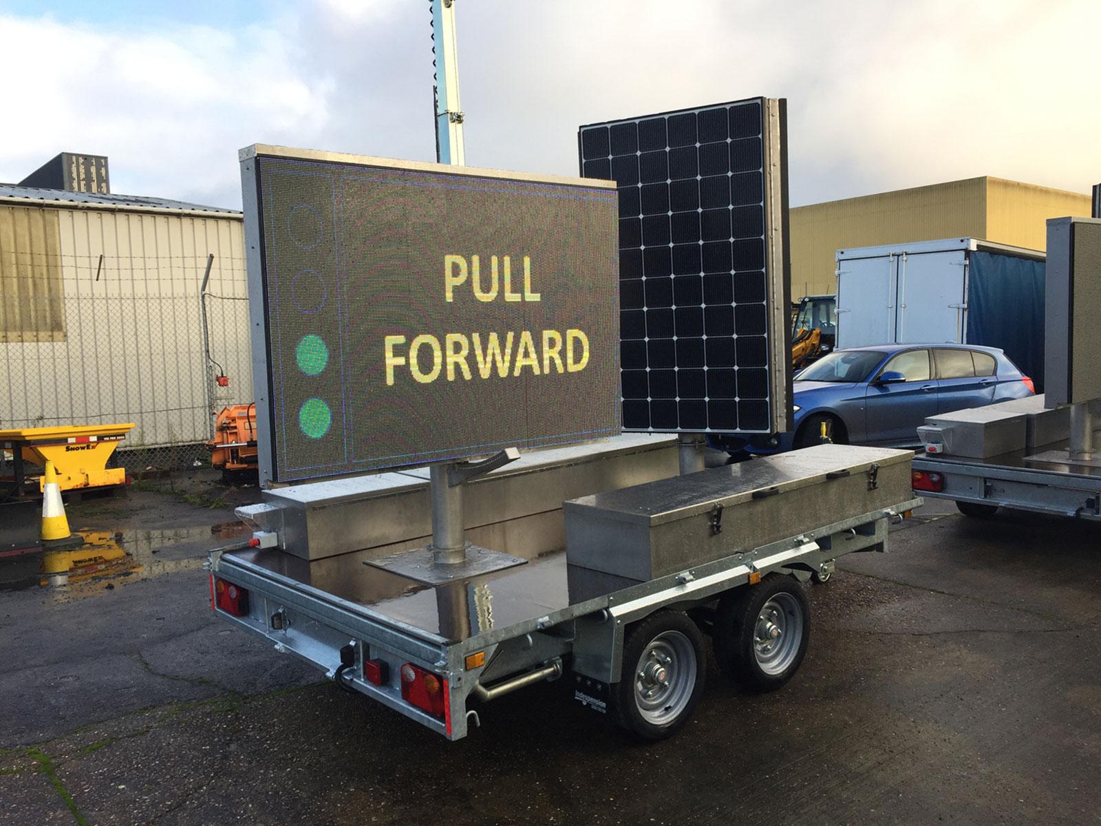Pull-Forward